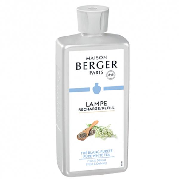 Наполнитель для аромаламп Maison Berger Белый чай, 500мл