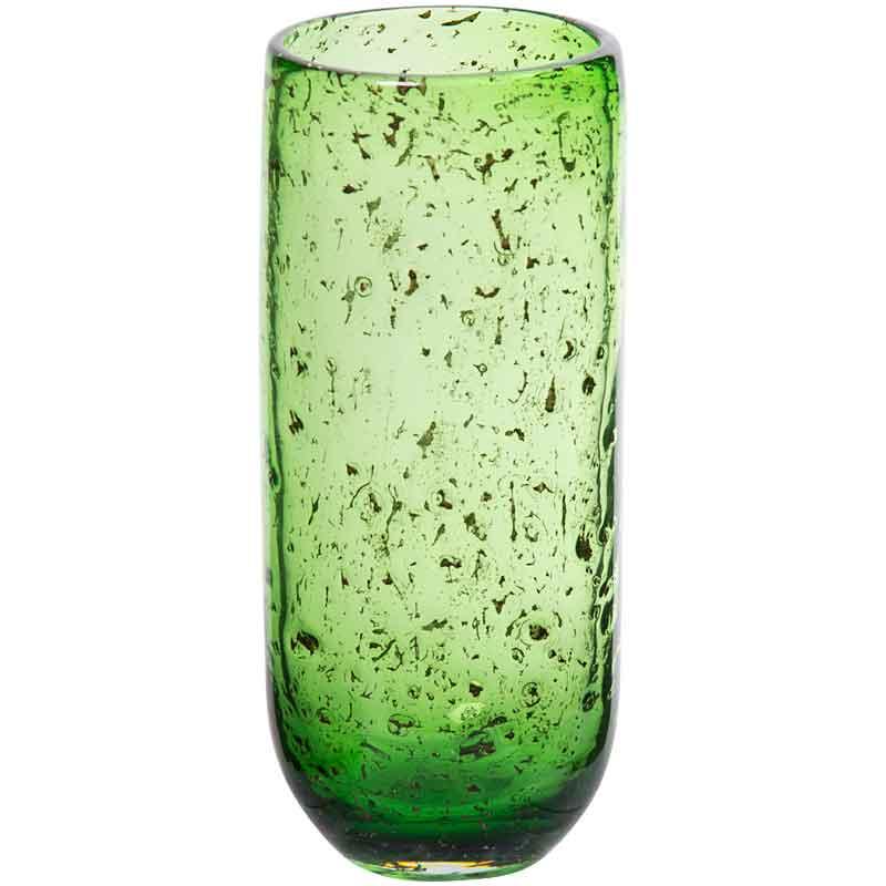 Ваза Hakbijl Glass Cylinder Bubble 23см