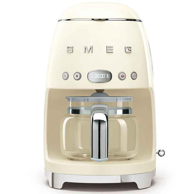Кофеварка капельная Smeg 50's Style, цвет кремовый