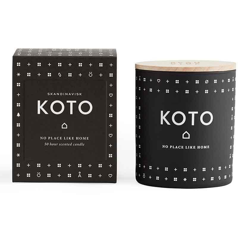 Свеча ароматическая Skandinavisk KOTO, 190гр фото