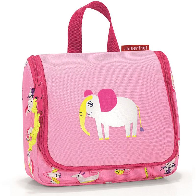 Органайзер детский Toiletbag S ABC friends pink фото