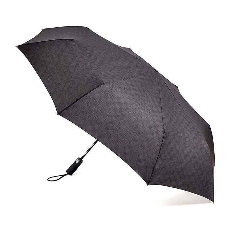 Зонт мужской Henry Backer купол 124см, серый