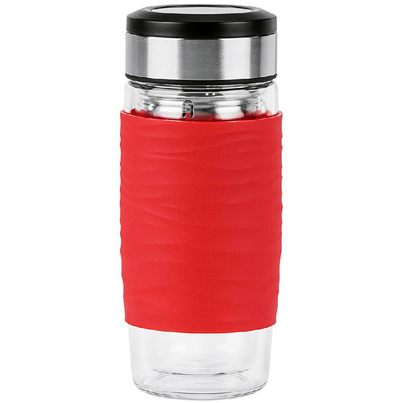 Термокружка EMSA Tea Mug, цвет красный