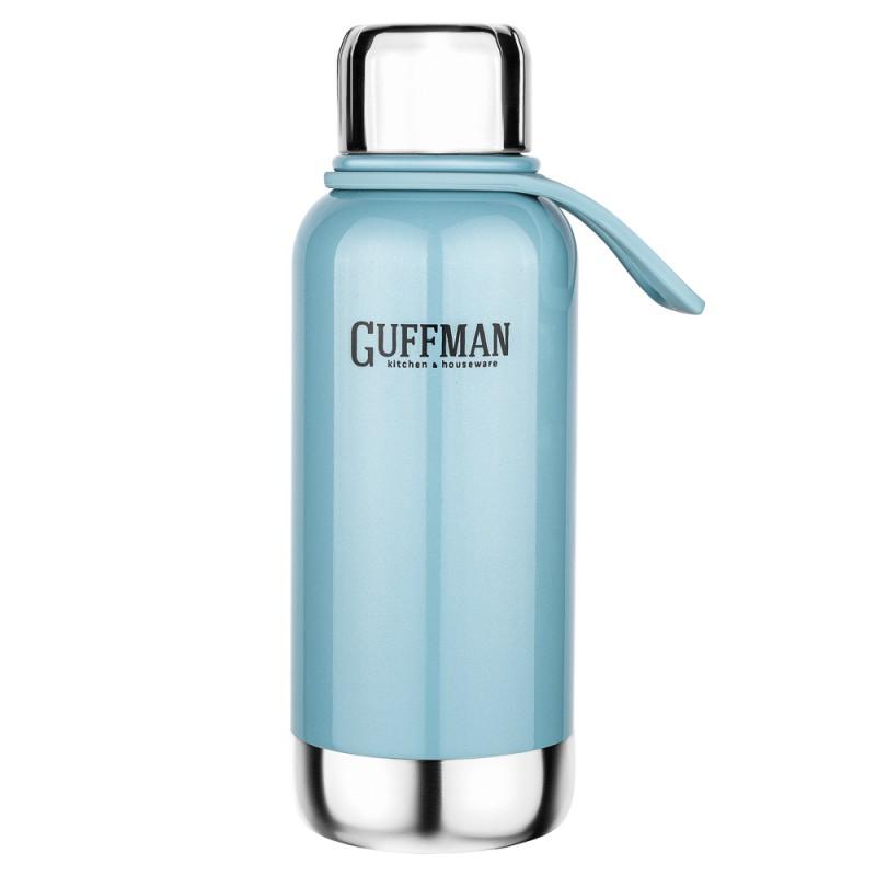 Термос Guffman Sunrise 0,6л, голубой