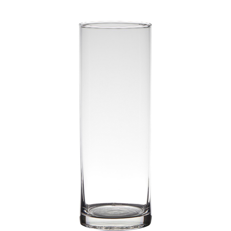 Ваза Hakbijl Glass Cylinder 30x9см