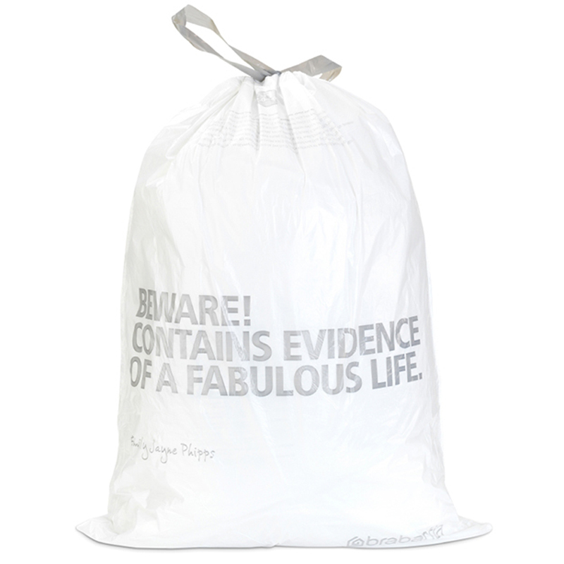 Мешки для мусора Brabantia PerfectFit 50 60л,
