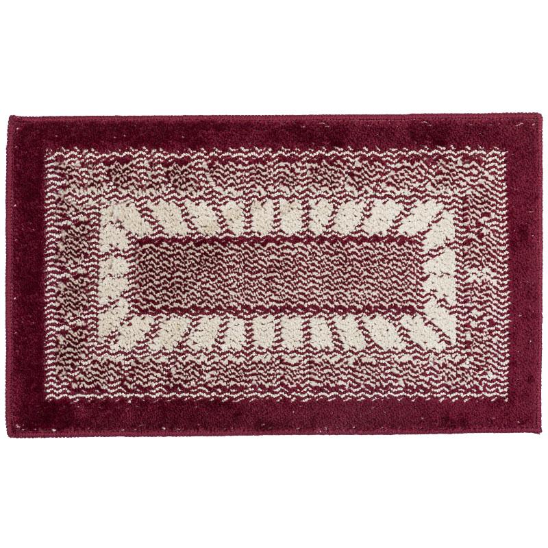 Универсальный коврик SHAHINTEX MOSAIC 45x75см, бордовый