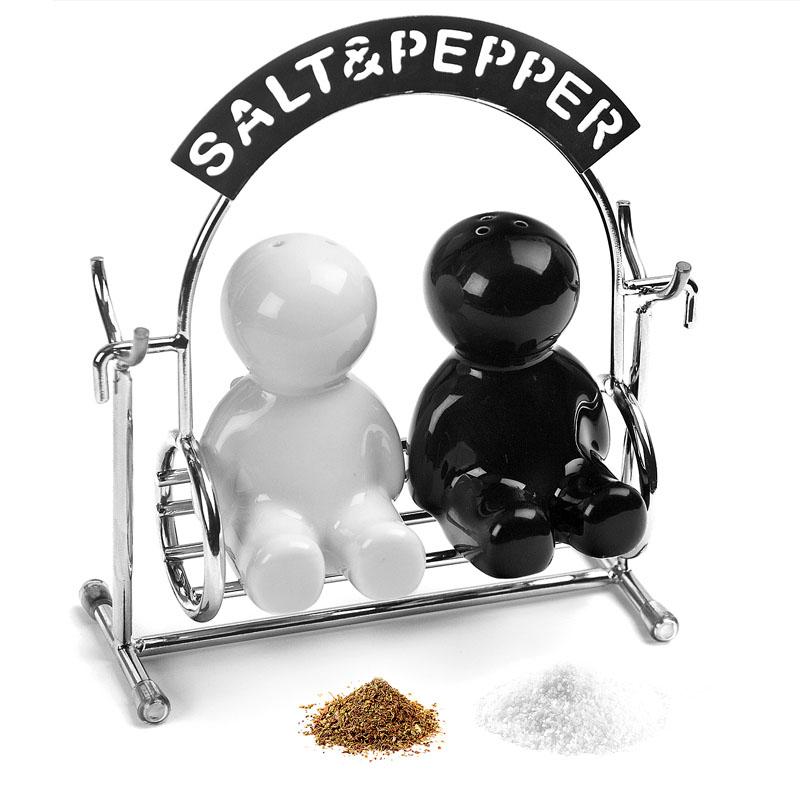 Солонка и перечница Balvi Salt&Pepper