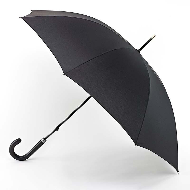 Зонт трость мужской Fulton, диаметр купола 105см