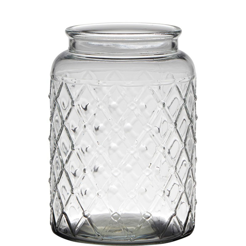 Ваза Hakbijl Glass Brussel 23см