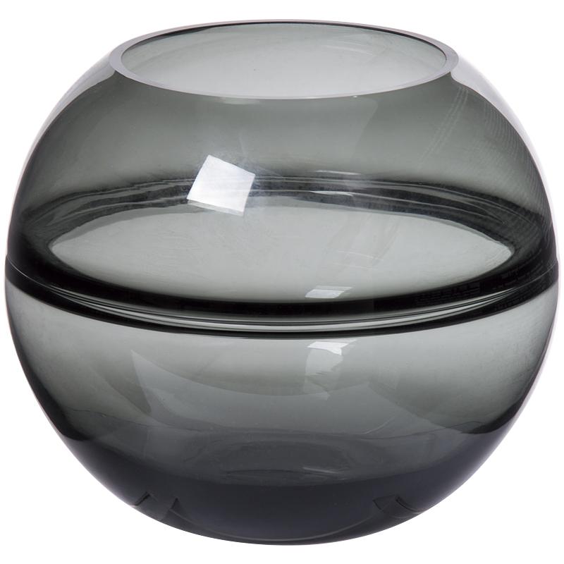 Ваза Hakbijl Glass Bubbleball Glass Line 20см
