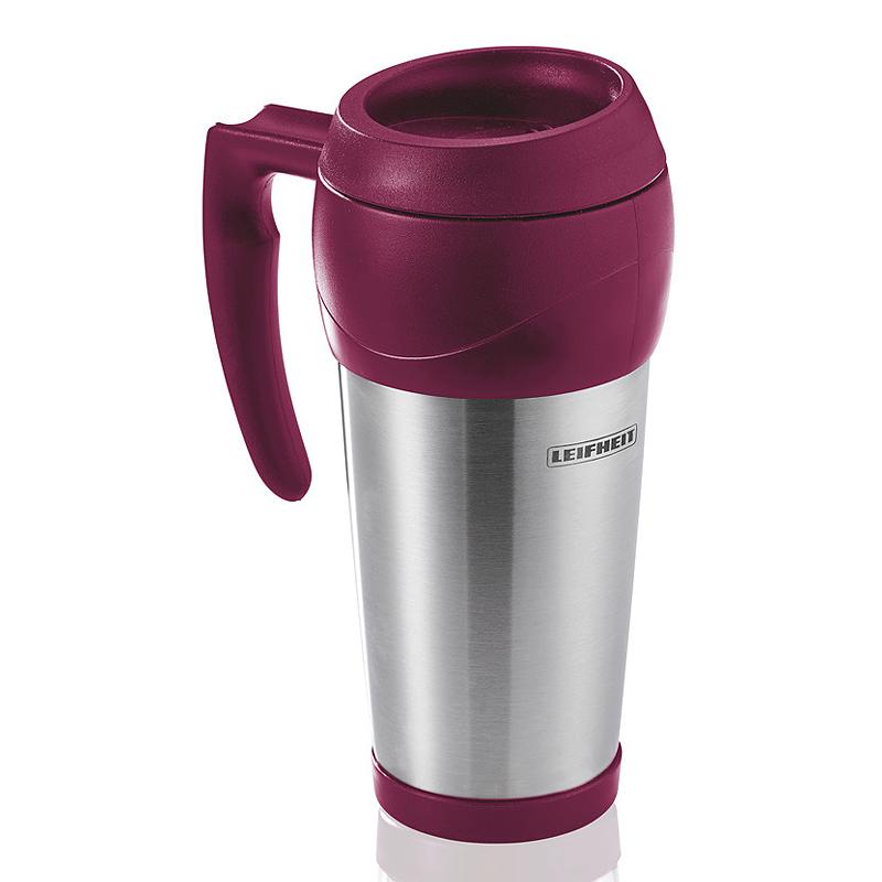 Термокружка Leifheit Limited Edition 500мл, цвет бордовый