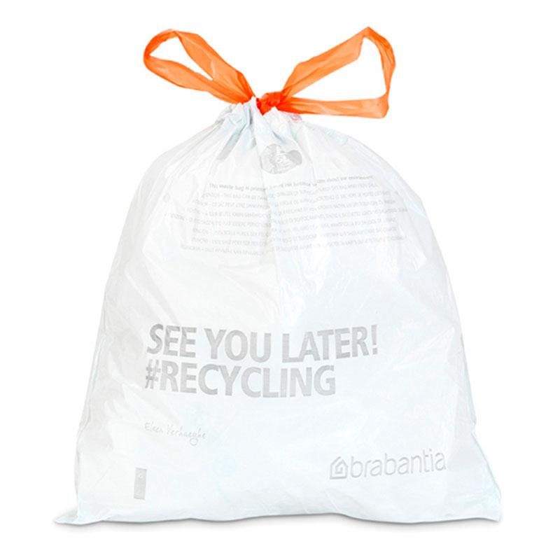 Мешки для мусора Brabantia PerfectFit 5л, рулон