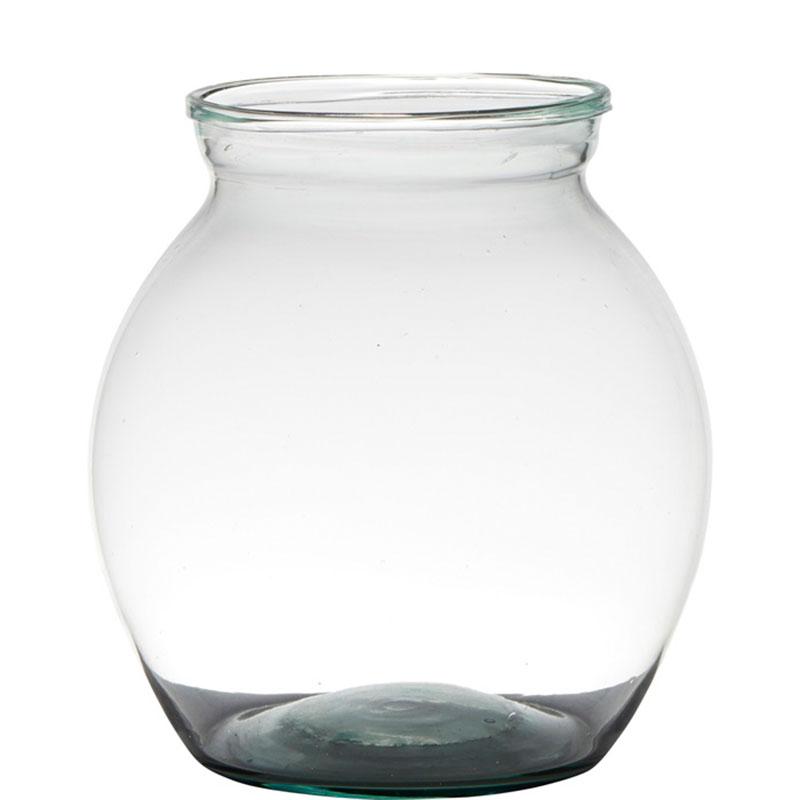 Ваза Hakbijl Glass Bradley 23см