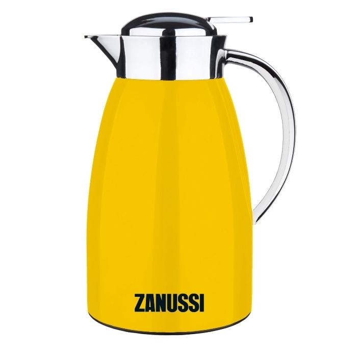 Кувшин-термос Zanussi 1,5 л желтый