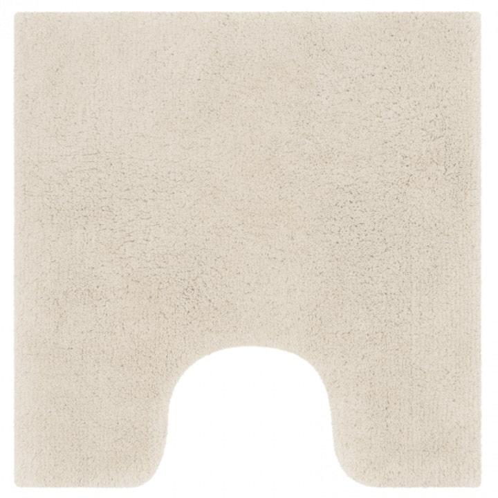Коврик для туалета Spirella Monterey 55x55см, песочный