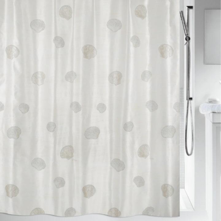 Шторки для ванной Spirella Аtlantis, 180х180см, цвет