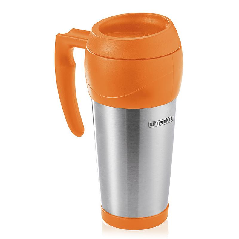 Термокружка Leifheit Limited Edition 500мл, цвет оранжевый