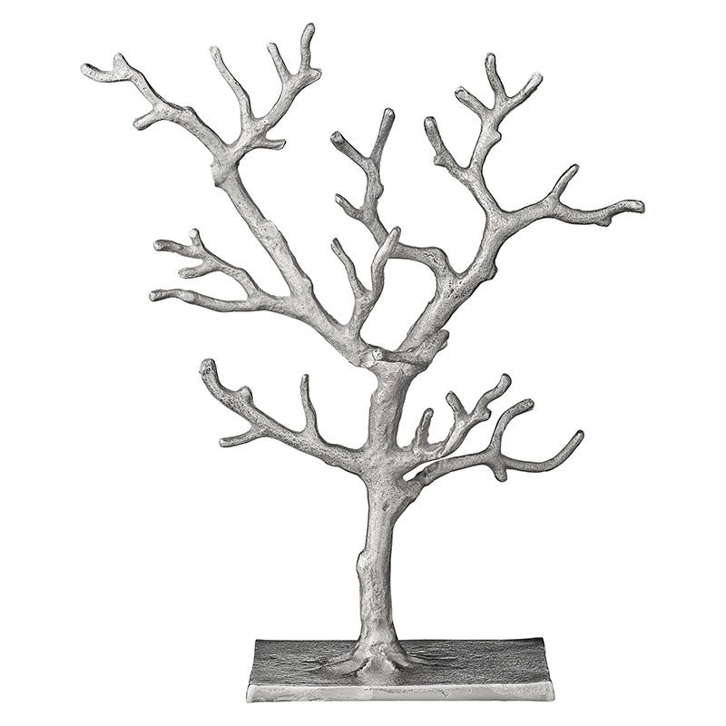 Подставка для ювелирных изделий Lene Bjerre Tressa, 30х17х33 см., цвет серебряный