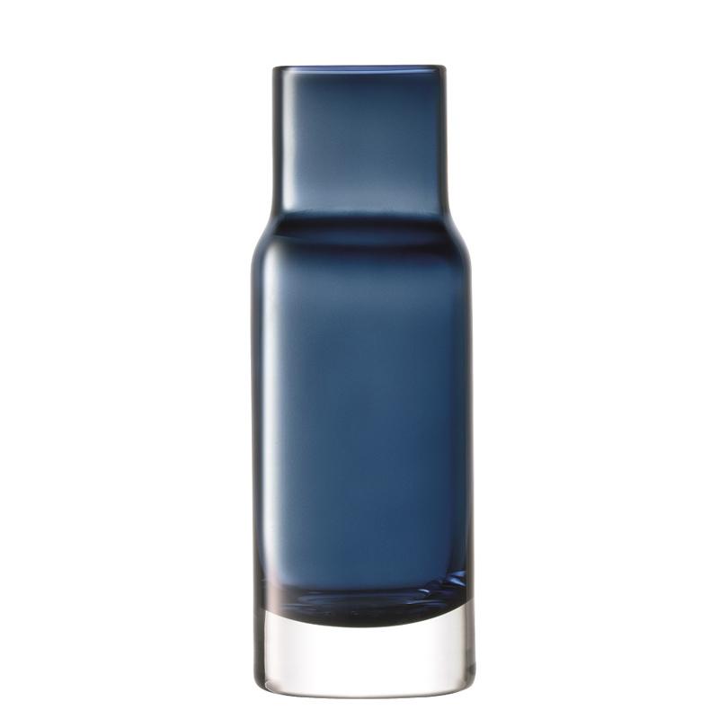 Ваза Utility, 19 см, синяя