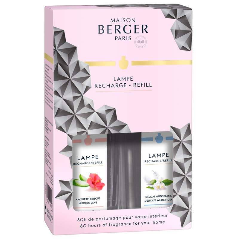 Набор ароматов Maison Berger Черный кристалл