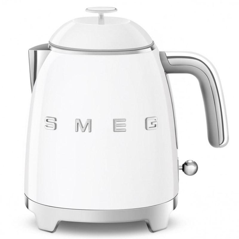Чайник электрический Smeg 50's Style 0,8л, белый
