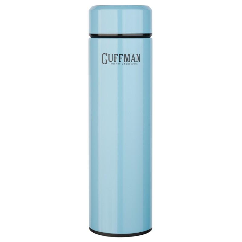 Термос Guffman Stellar 0,42л, голубой