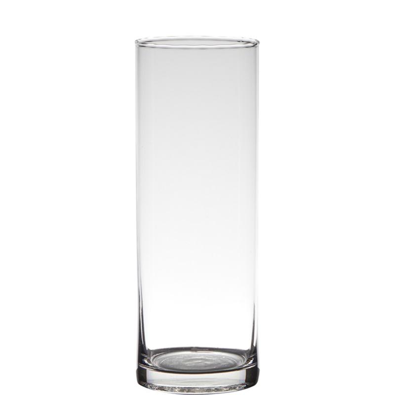 Ваза Hakbijl Glass Cylinder 40x9см