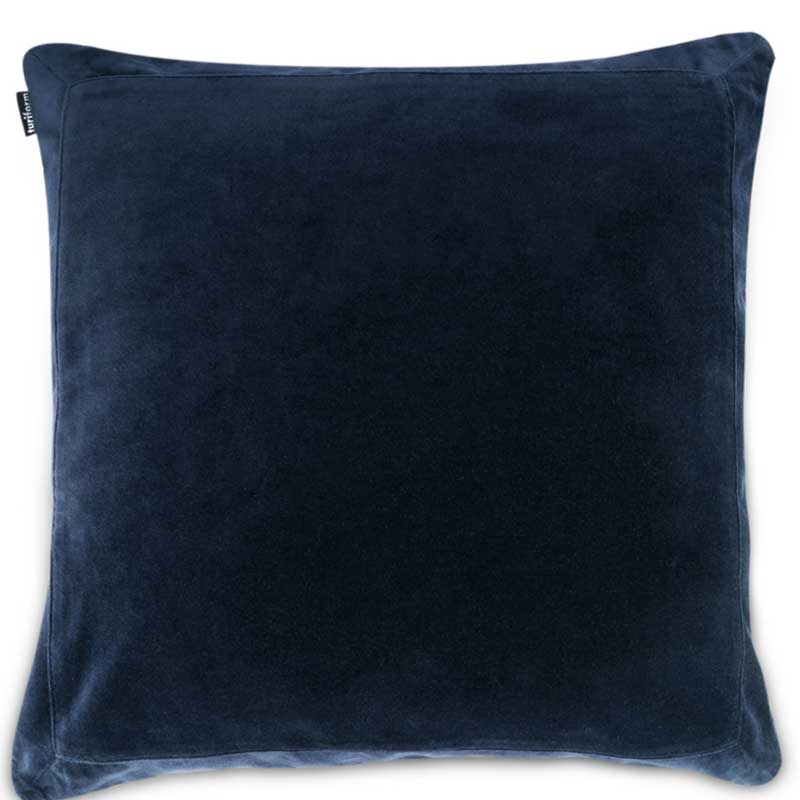 Наволочка декоративная Turiform Ana, цвет темно-синий