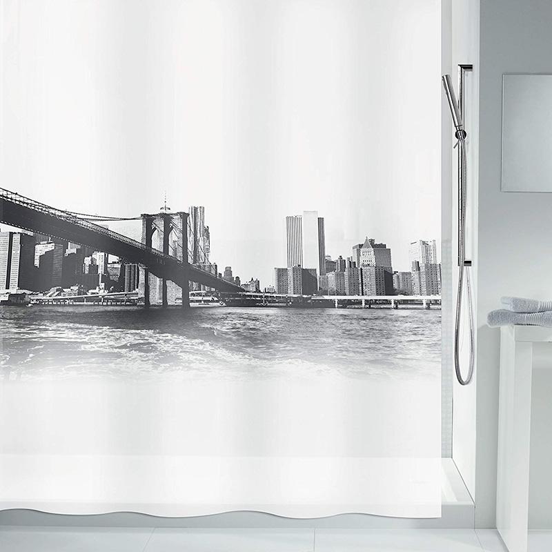 Штора для ванной комнаты Spirella Nex Brook,