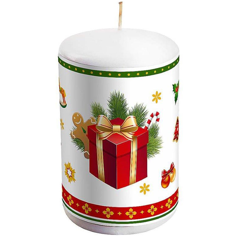 Свеча Mister Christmas Подарок