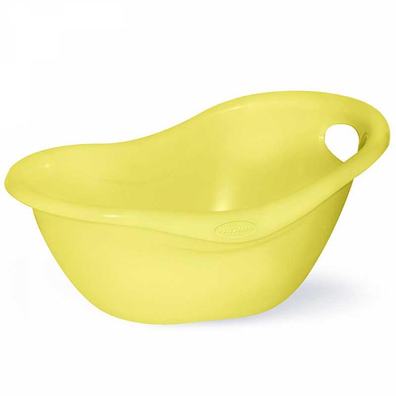Таз универсальный Hausmann Funny Smile 12л, желтый