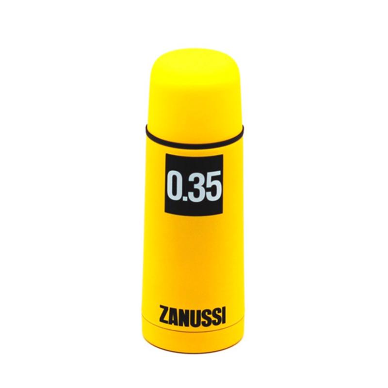 Термос Zanussi 350мл, желтый