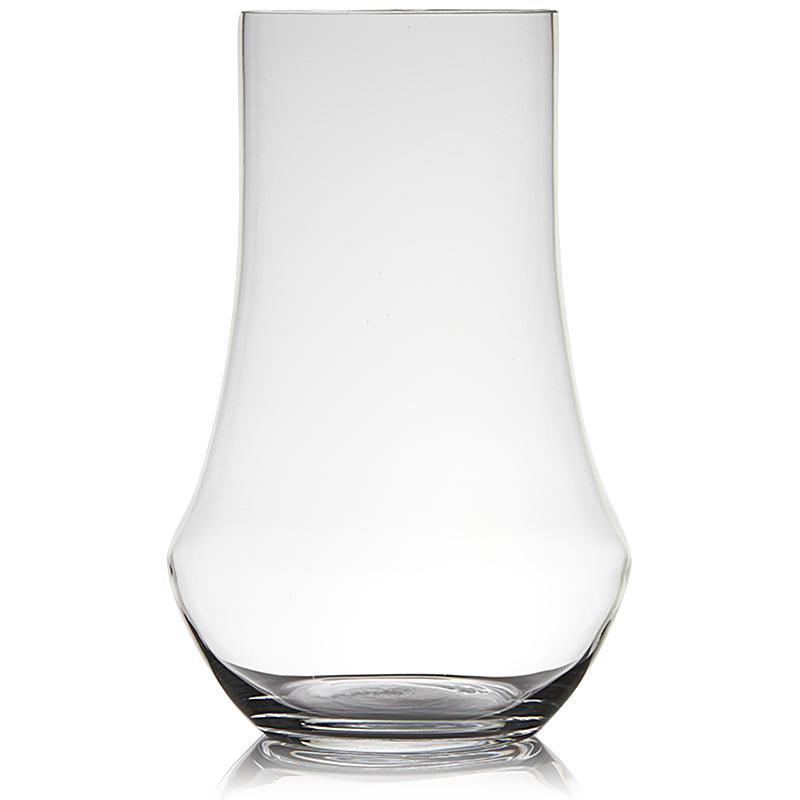 Ваза Hakbijl Glass Tess 22x25см