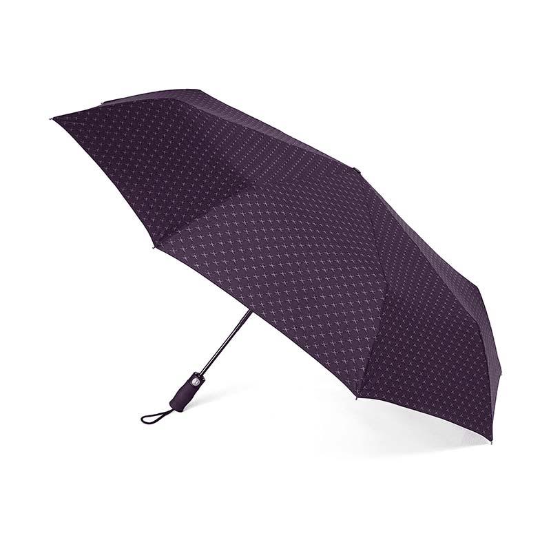 Зонт мужской Henry Backer купол 124см, синий