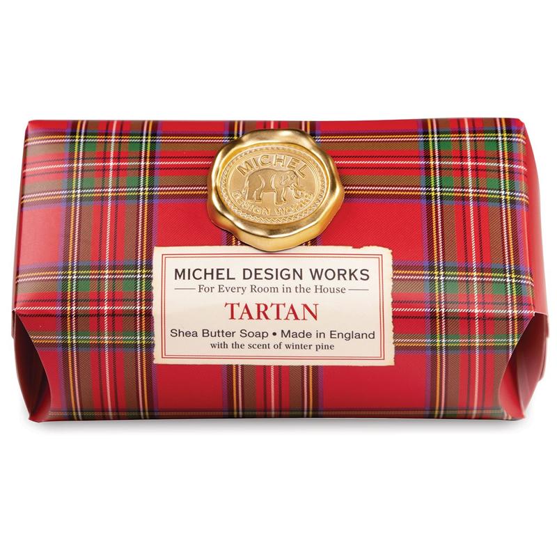 Мыло Michel Design Works Шотландка