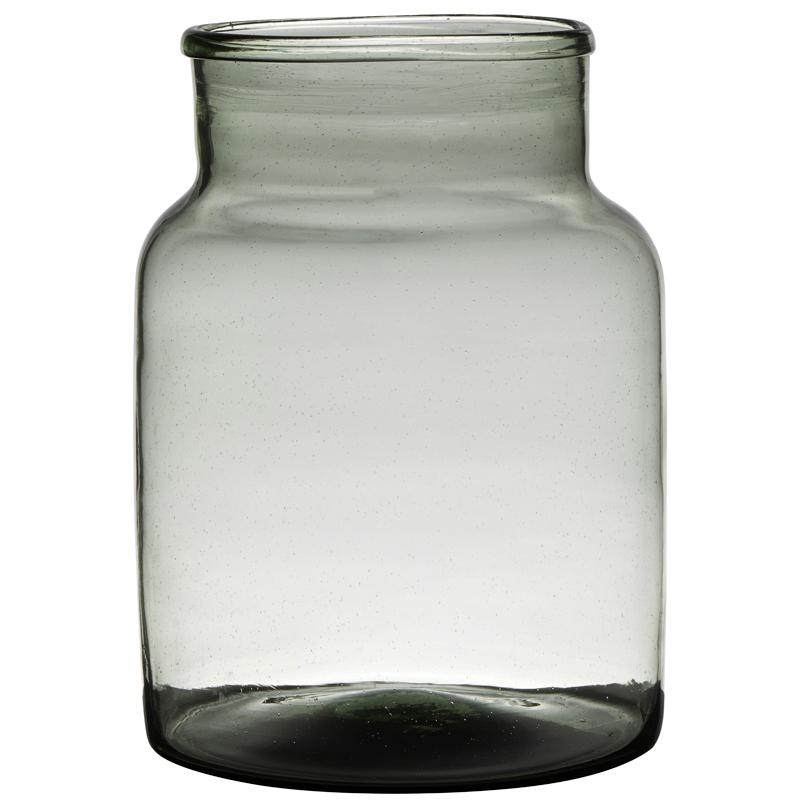 Ваза Hakbijl Glass Jolo 25x19см, выдувное стекло