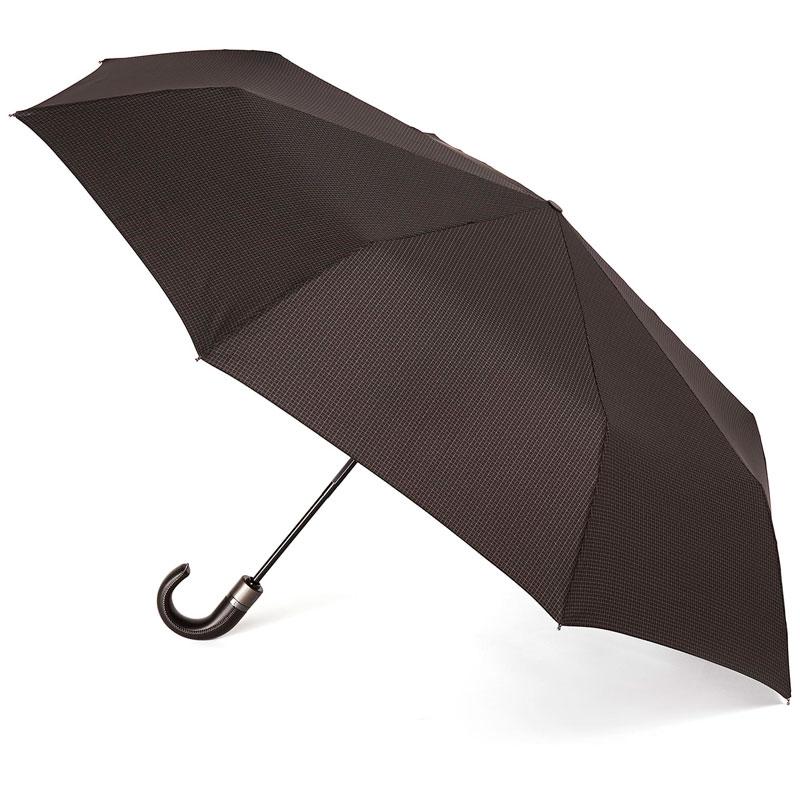 Зонт автомат Henry Backer SmallCheck мужской, купол 118см