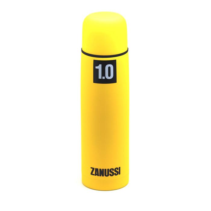 Термос Zanussi 1л, желтый