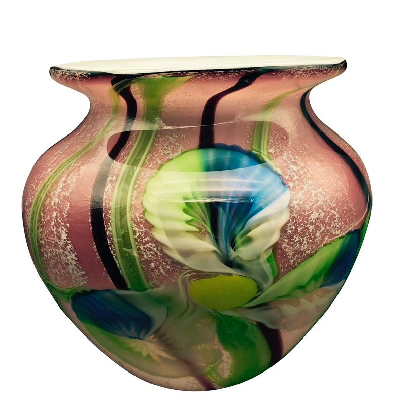 Ваза Art Glass Ботэ