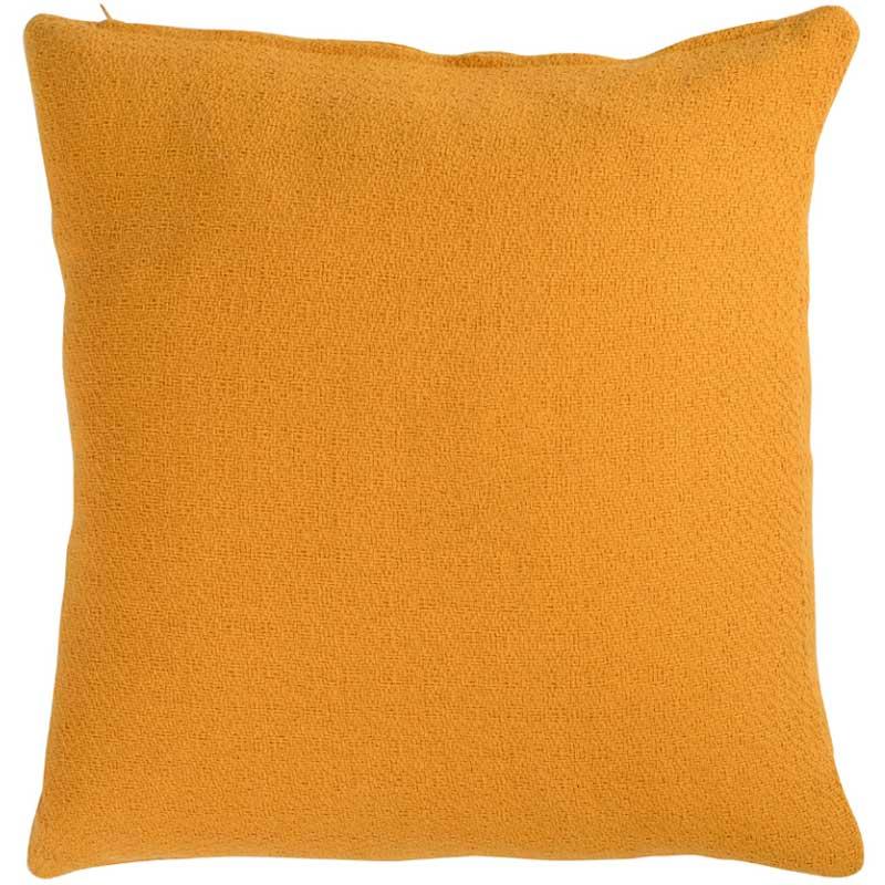 Подушка декоративная Tkano Essential 45x45см, шафран фото