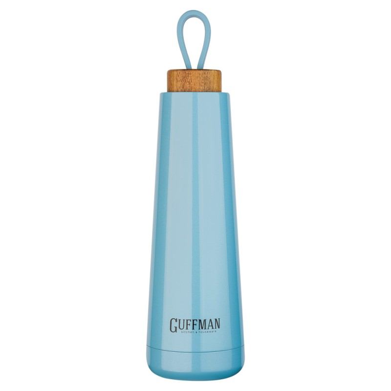 Термос Guffman Capsule 0,5л, голубой