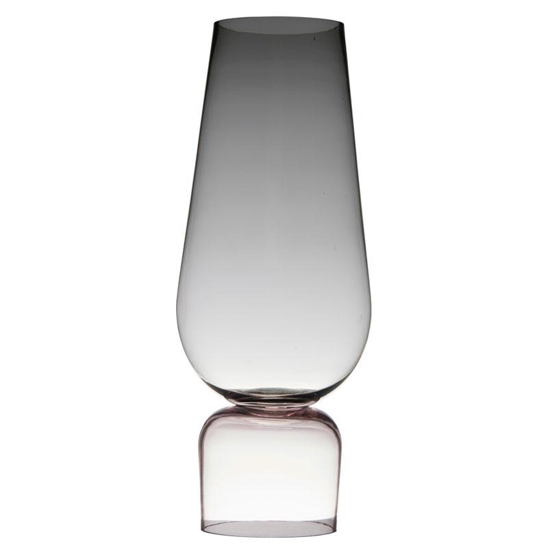 Ваза Hakbijl Glass Upside Down 47,5см