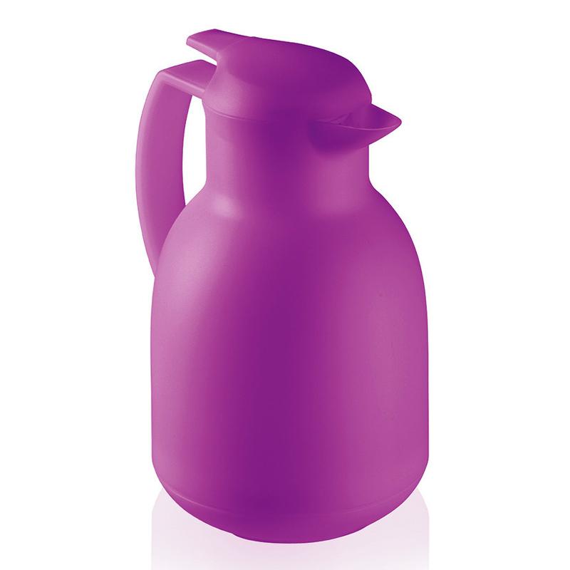 Термос Leifheit BOLERO 1л, фиолетовый