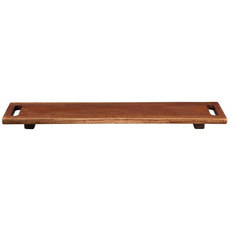 Поднос Asa Selection Wood Dark 60x13см