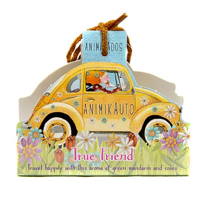 Диффузор для автомобиля True Friend Animikauto 6 мл