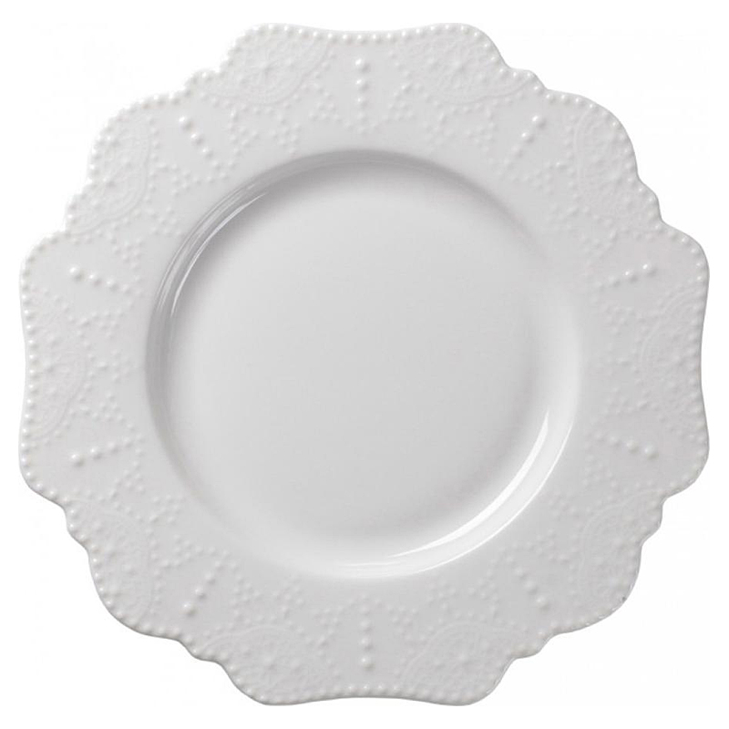 Тарелка десертная Walmer Vivien 21см