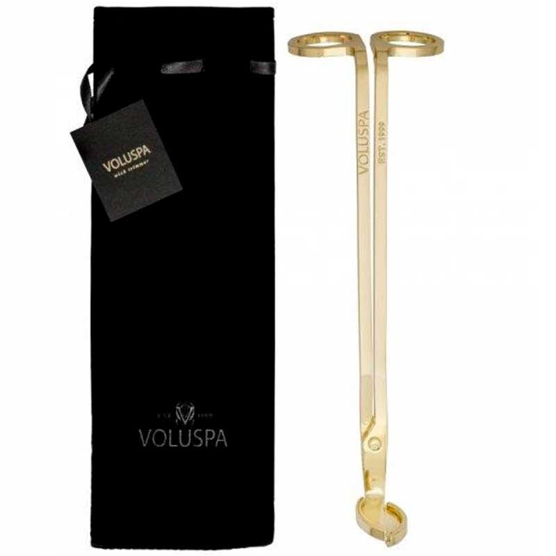 Триммер для фитиля Voluspa золотой