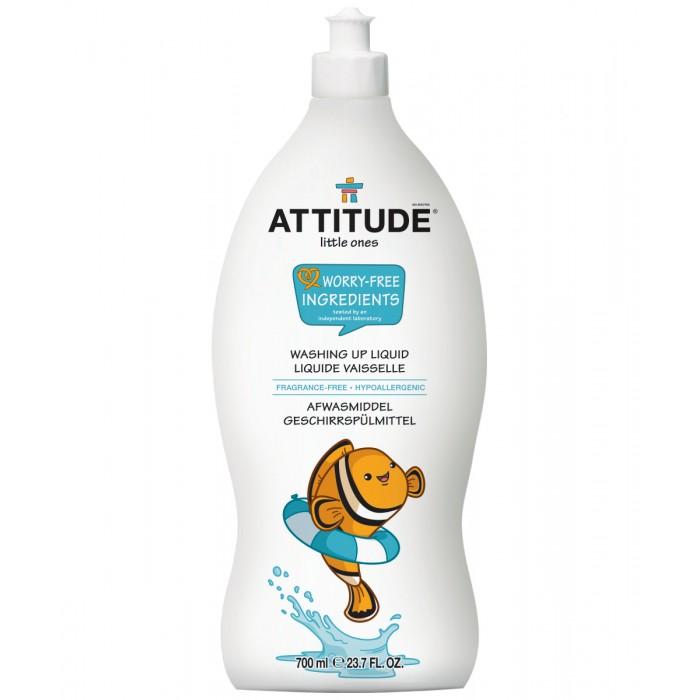 Средство Attitude Eco Baby для мытья посуды