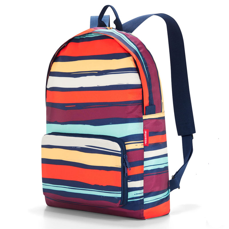 Рюкзак складной Mini maxi artist stripes фото